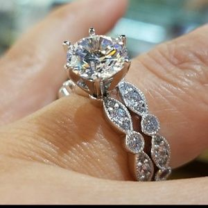 Women\'s Engagement & Wedding Rings | Poshmark